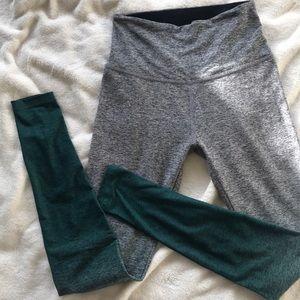 Beyond Yoga Ombré legging high rise green medium